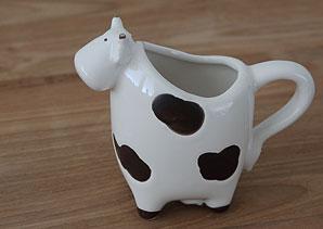 mlékovka  kravička | ADJ0030_VCE
