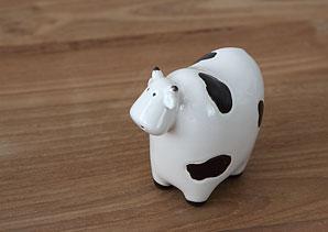soška kravička | ADJ0050_VCE