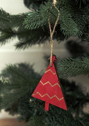 dekorace - stromeček závěs | ADZ0540_CV2