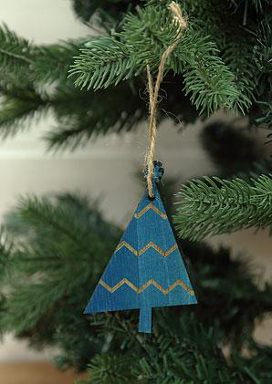 dekorace - stromeček závěs | ADZ0540_MO2
