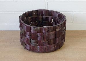 košík - vodní hyacint | AKD0250_HN3