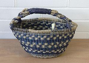 košík - taška - mořská tráva | AKD0271_VMO