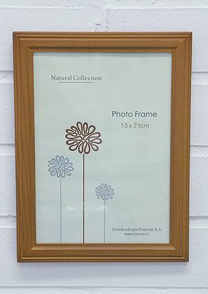 foto rámeček - dřevo, sklo | AOR0020_HN2