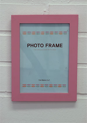 foto rámeček - dřevo, sklo | AOR0030_RU2