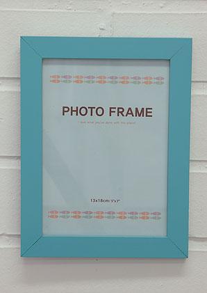 foto rámeček - dřevo, sklo | AOR0030_ZE2