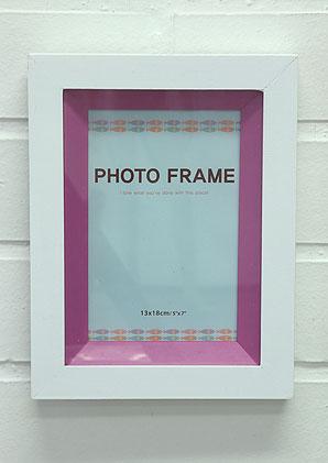 foto rámeček - dřevo, sklo | AOR0040_BI1