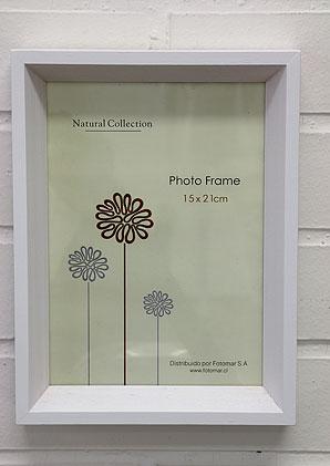 foto rámeček - dřevo, sklo | AOR0051_BI1