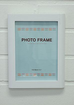 foto rámeček - dřevo, sklo | AOR0060_BI1