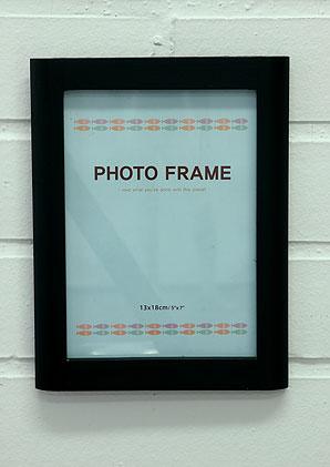 foto rámeček - dřevo, sklo | AOR0060_CE1