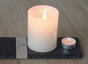 svíčka luminiscenční | ASK7710_BI3