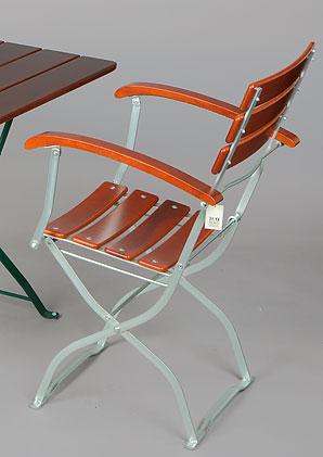 židle skládací - jasan     AZN06z_VBE