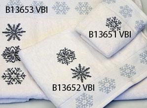 Ručník - zimní motiv B13651 | B13651_VBI