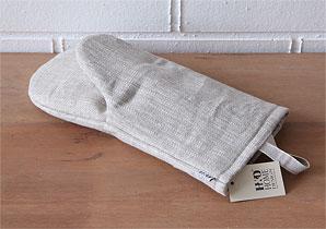 kuchyňská rukavice - 100% len | B14460_MBE
