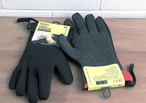 rukavice kuchyňská pravá - profi | B40081_CE1