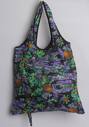 taška nákupní - skládací | W91165_VZE
