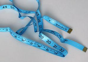 metr krejčovský - centimetry/palce | Z30022