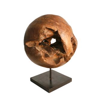 dekorace - kořenové dřevo - teak | A00310