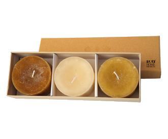 svíčky - dárkové balení | A03140