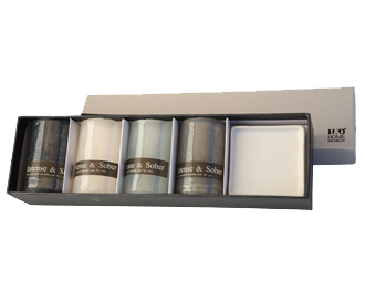 svíčky - dárkové balení | A03190