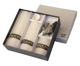 svíčky - dárkové balení | A03210_VBI