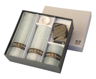 svíčky - dárkové balení | A03210_VMO