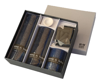 svíčky - dárkové balení | A03210_VNA