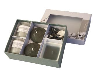 svíčky - dárkové balení | A03220