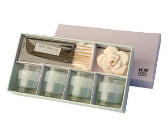 svíčky - dárkové balení | A03240