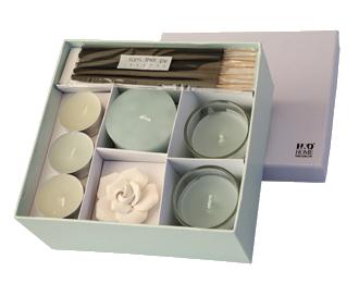svíčky - dárkové balení | A03250