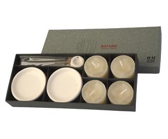 svíčky - dárkové balení | A03290