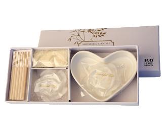 svíčky - dárkové balení | A03320
