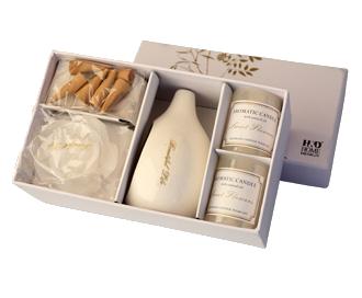 svíčky - dárkové balení | A03340