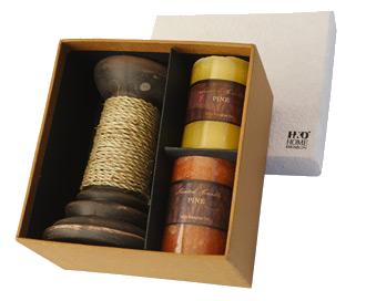 svíčky - dárkové balení | A03350