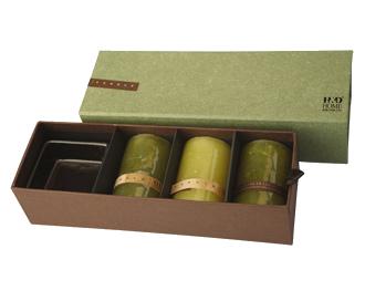 svíčky - dárkové balení | A03390