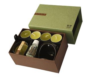 svíčky - dárkové balení | A03400