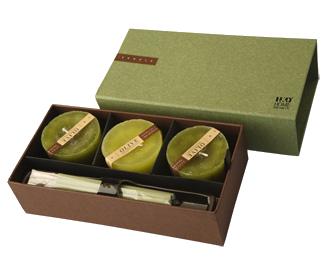 svíčky - dárkové balení | A03410