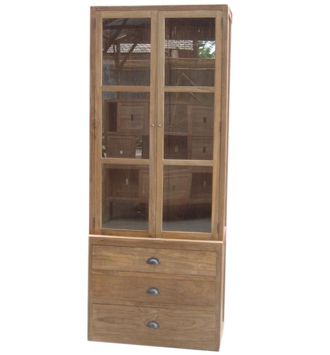 schrank massiv teak geschliffene oberfl che h d home design. Black Bedroom Furniture Sets. Home Design Ideas