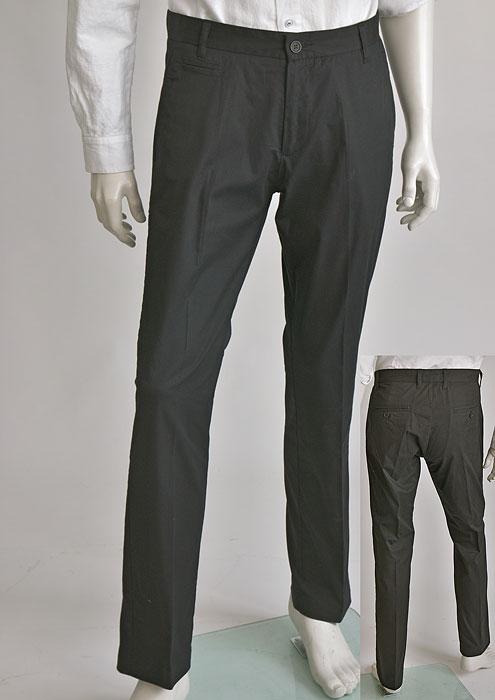 71277ec1b5e4 pánské kalhoty - CHINO - přední klínové kapsy - 96% bavlna